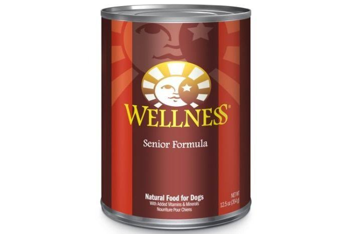 Wellness Senior Canned Dog Food - Chicken and Sweet Potato, 12.5oz