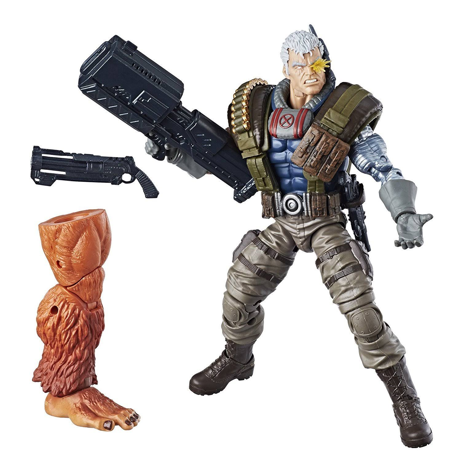 Marvel Legends Series Action Figure - Cable, 6""