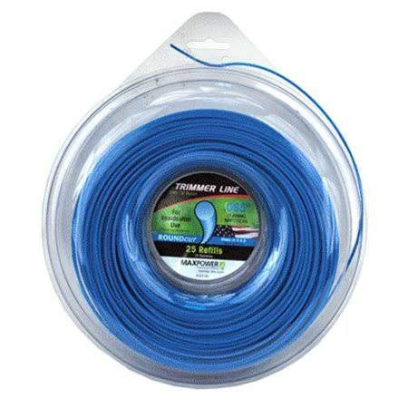 Maxpower 333165 Residential Grade Round Trimmer Line - 500', 0.065""