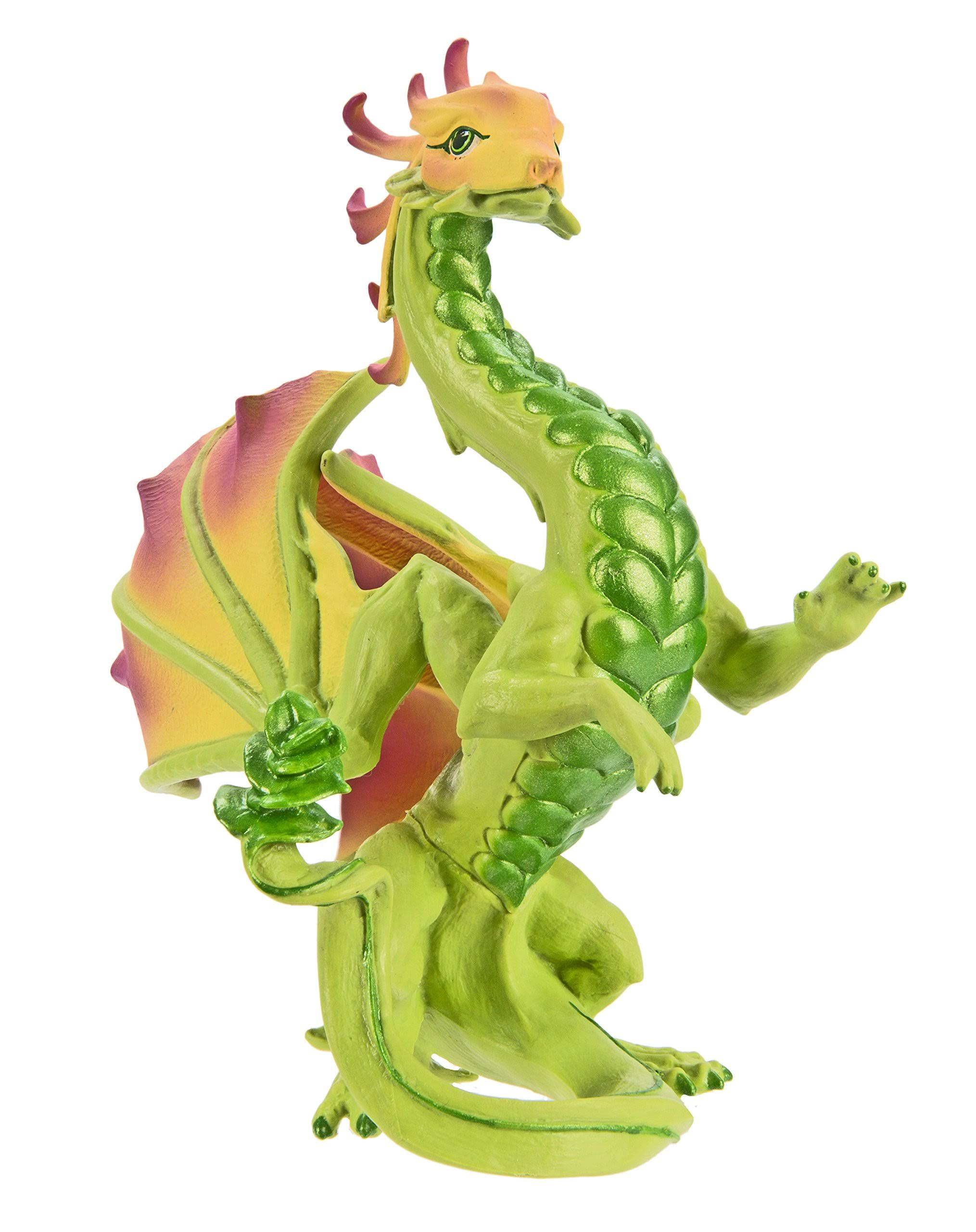 Safari LTD Flower Dragon Figurine