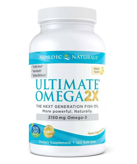 Nordic Naturals Ultimate Omega 2x (120)