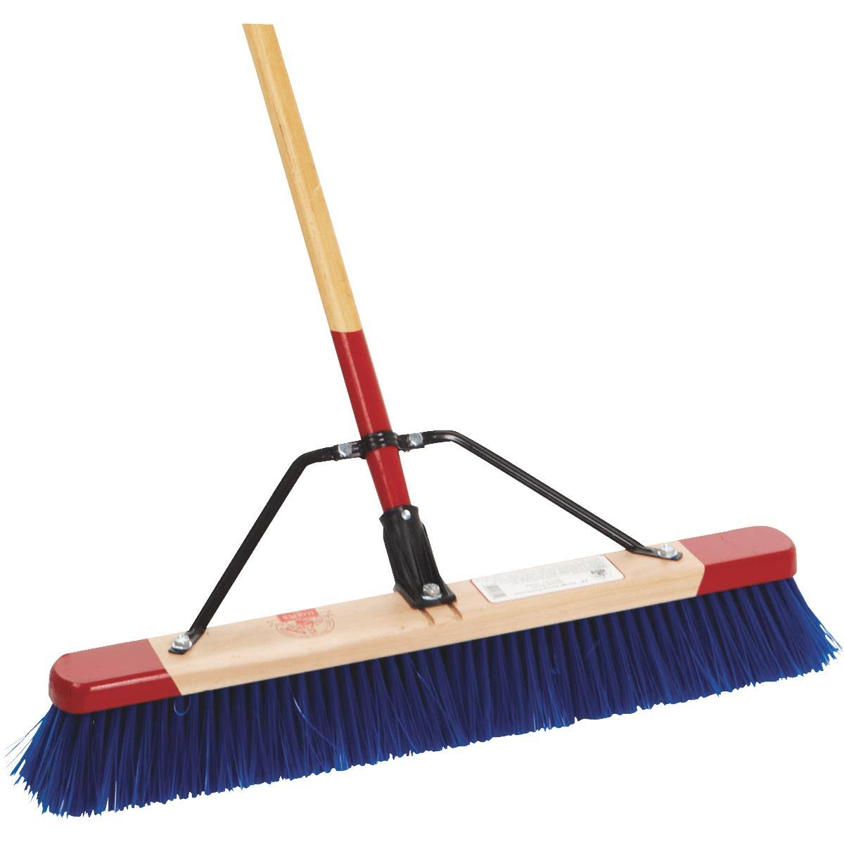 Harper Laitner Brush Rough Pushbroom - 24""
