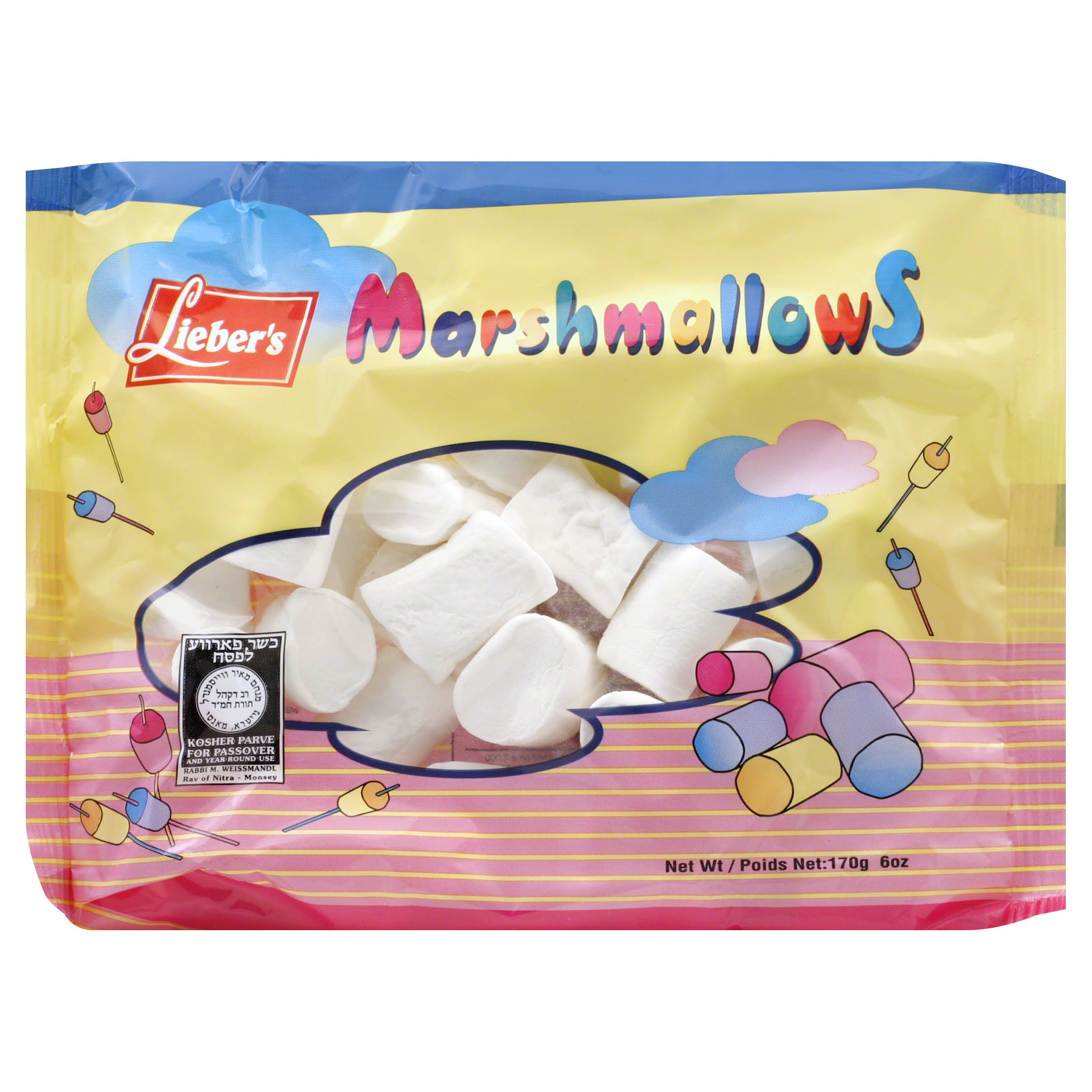 Liebers Marshmallows - 6 oz