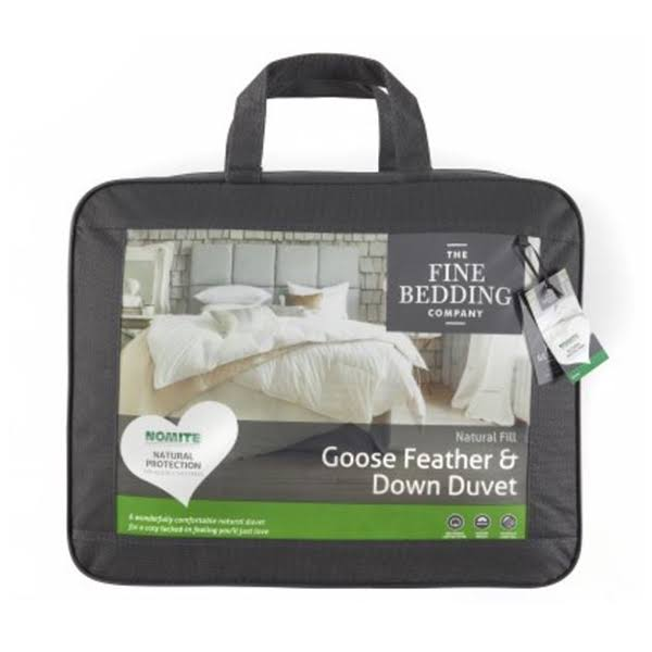 All-Seasons Goose Feather & Down Duvet