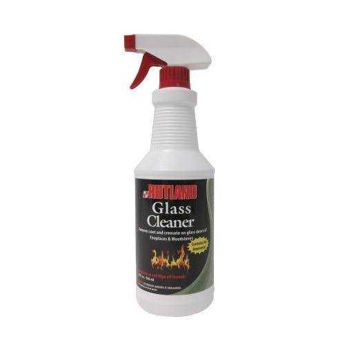 Rutland Fireplace Glass and Hearth Cleaner