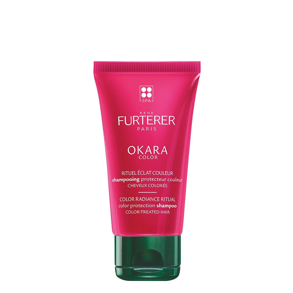 Furterer Okara Color Color Radiance Ritual Color Protection Shampoo - 50ml