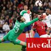 England vs Czech Republic