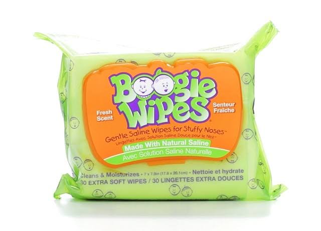 Little Busy Bodies Boogie Wipes - 30 Extra Soft Wipes