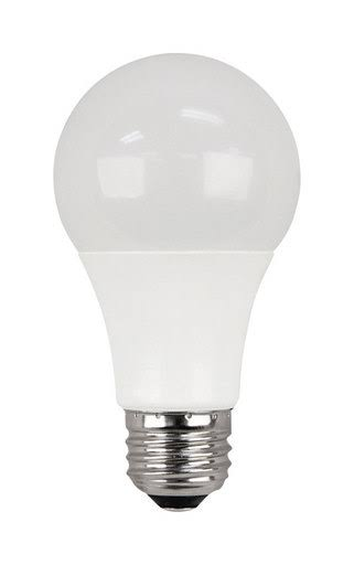 Ace A19 E26 (Medium) LED Bulb Daylight 60 Watt equivalence 4 Pk