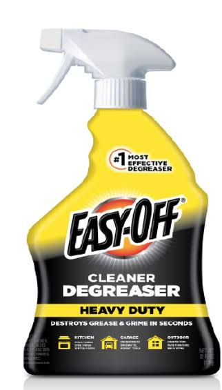 Easy Off Cleaner, Degreaser, Heavy Duty - 32 fl oz