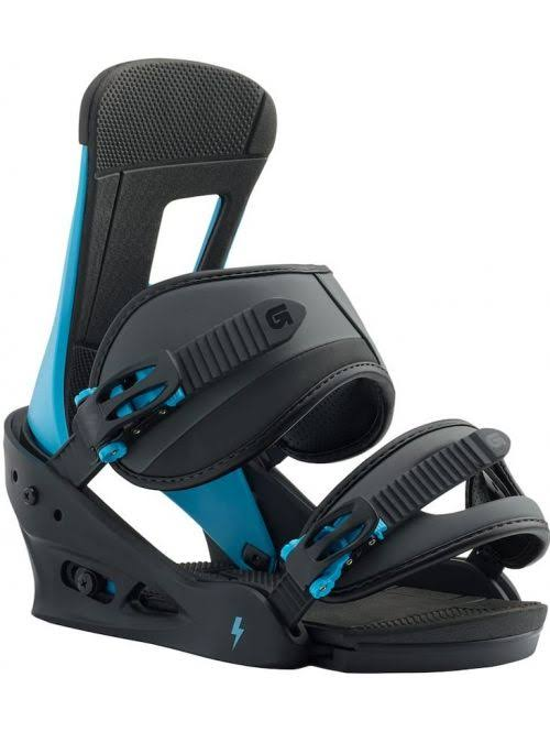 Burton Freestyle Snowboard Bindings - Cobalt Blue