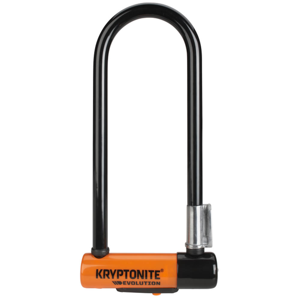 Kryptonite Evolution Mini 9 Bicycle U Lock - 8.3cm x 24.1cm