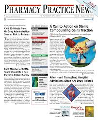 Prime Therapeutics Pharmacy Help Desk by July 2011 Digital Edition Of Pharmacy Practice News By Mcmahon