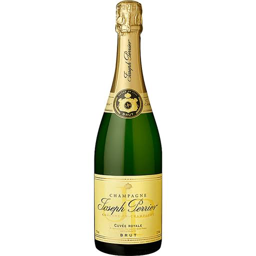 Joseph Perrier Cuvée Royale Champagne Brut, France (Vintage Varies) - 750 ml bottle