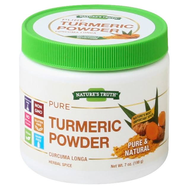 Nature's Truth Turmeric Powder - 7oz