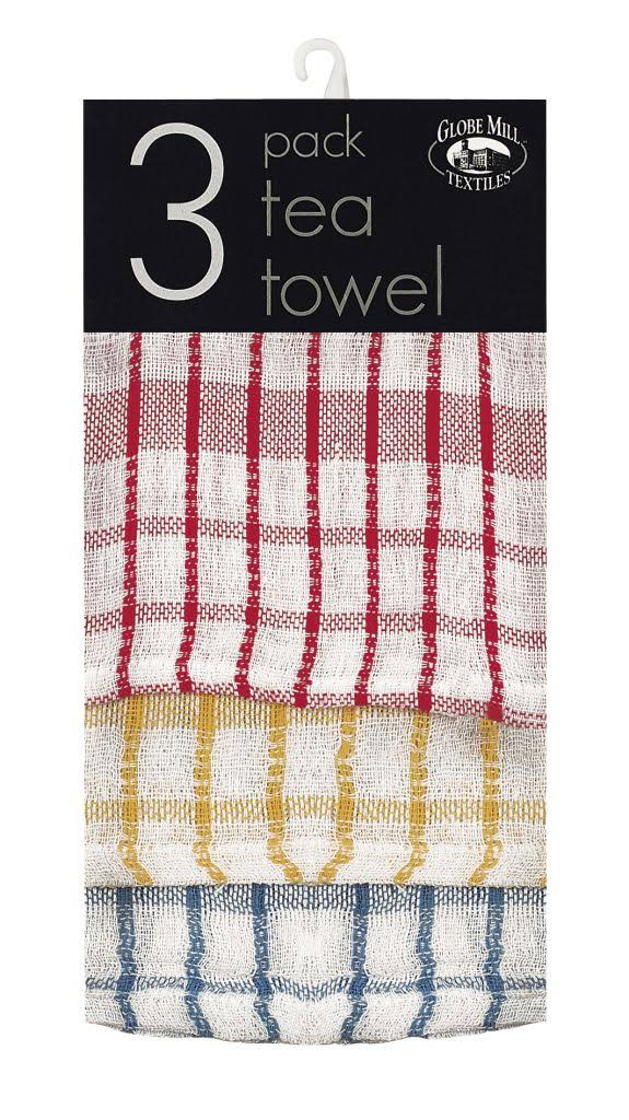 Globe Mill Textiles Tea Towels Pack 2 - GM0020A-24
