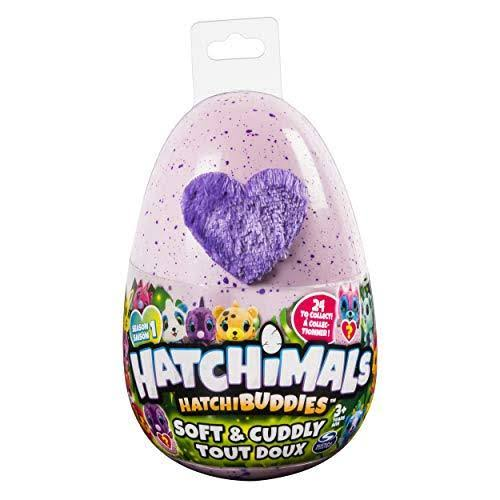 Hatchimals - HatchiBuddies 6-Inch Plush - Styles May Vary