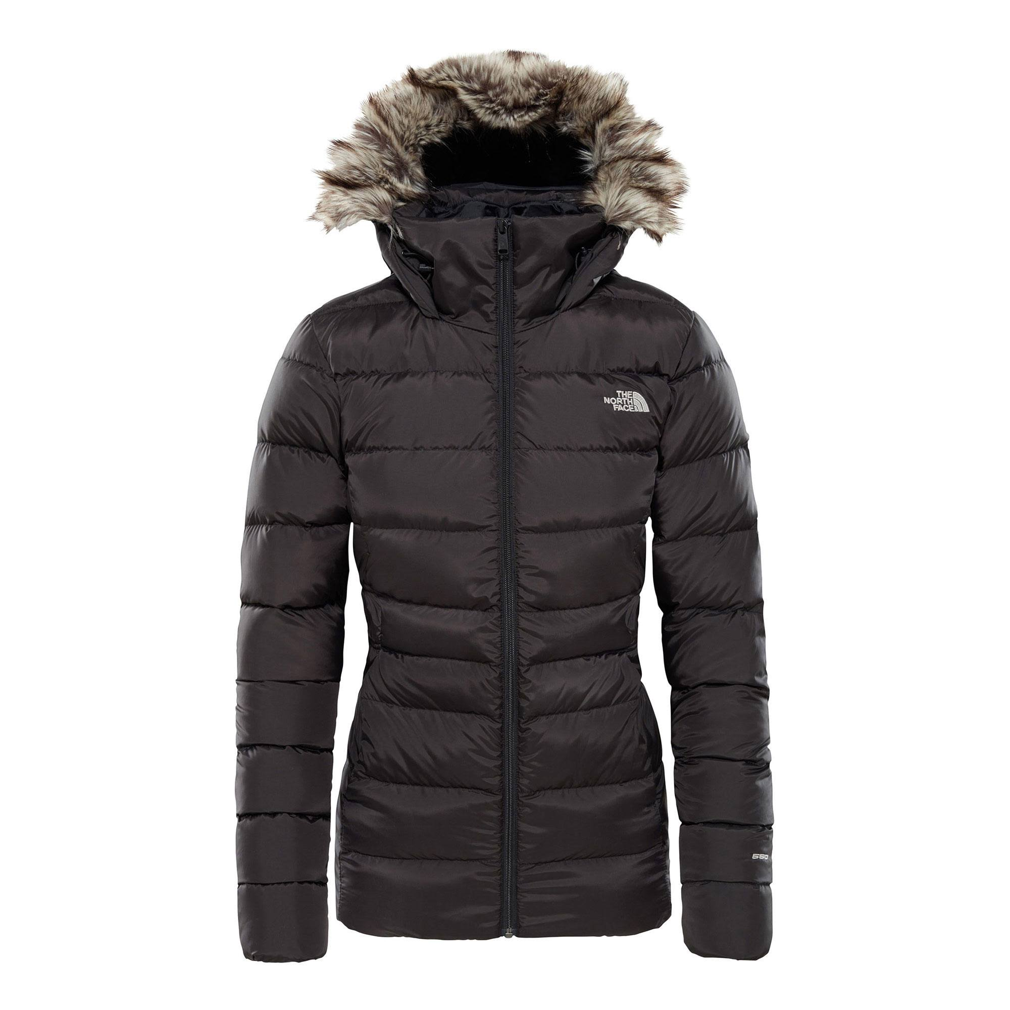 The North Face Women's Gotham II Jacket, Size: Large, Black