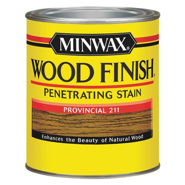 Minwax 70002 Wood Finish Penetrating Stain - 1qt