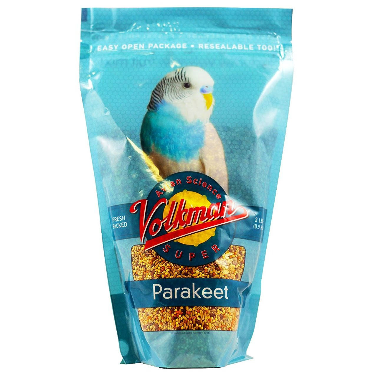 Volkman Seed Avian Science Super Parakeet 2lb
