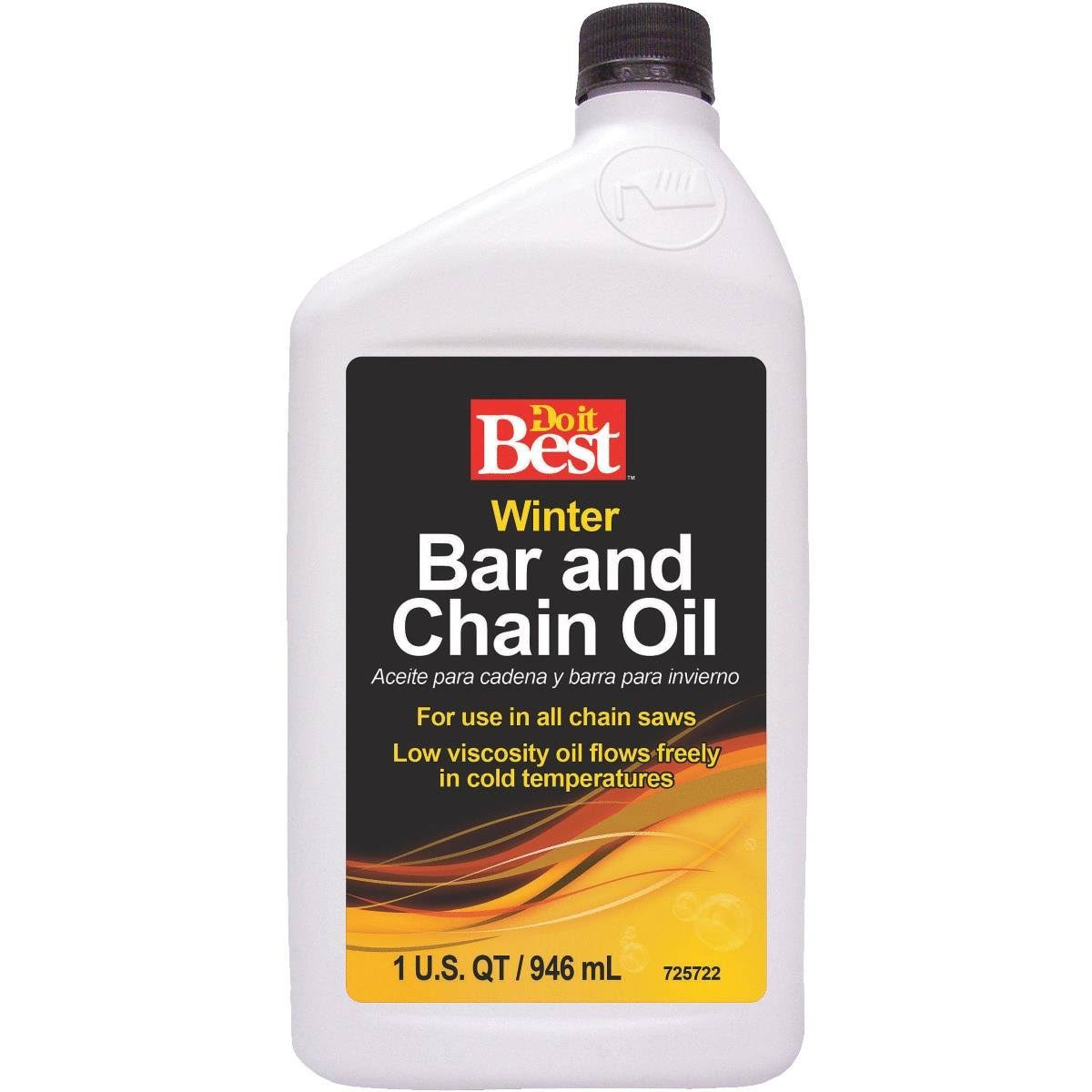 Do it Best Winter Bar and Chain Oil - 1qt