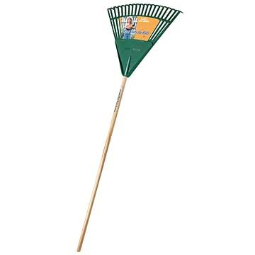 Ames True Temper Real Tools for Kids Poly Leaf Rake - 42""