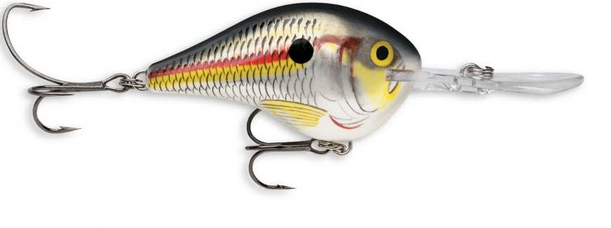 Rapala DT10SD Dive to 10 Shad Fishing Hard Bait