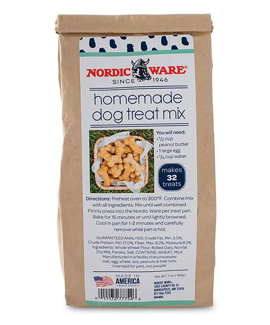 Nordic Ware Dried Mixes - Homemade Dog Treat Mix
