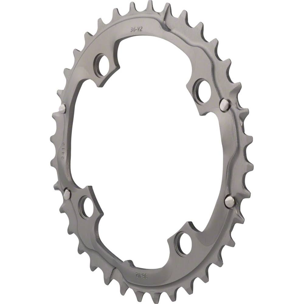 Truvativ Tungsten Alloy Bicycle Chainring - 104mm, 32T