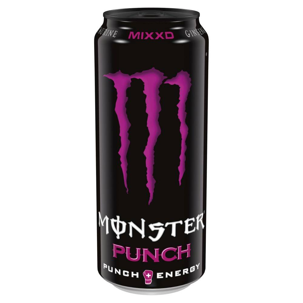 Monster Energy Mixed Punch - 500ml