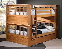 Wood Bunk Beds Plans by Best Solid Wood Bunk Beds Med Art Home Design Posters