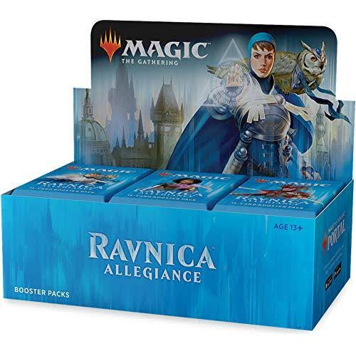 Magic The Gathering CCG: Ravnica Allegiance Booster Pack