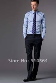 popular light blue dress shirt for men buy cheap light blue dress