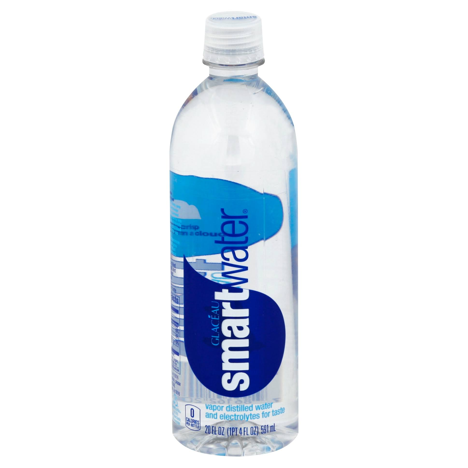 Glaceau Smart Water - 20oz