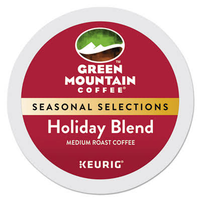 Green Mountain Coffee Holiday Blend K