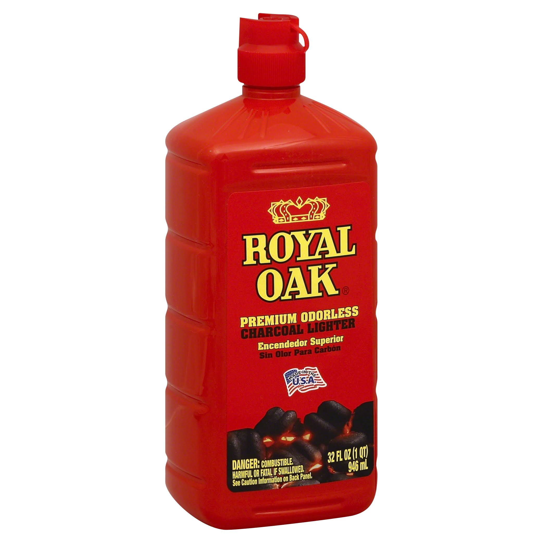 Royal Oak Charcoal Lighter - 32oz