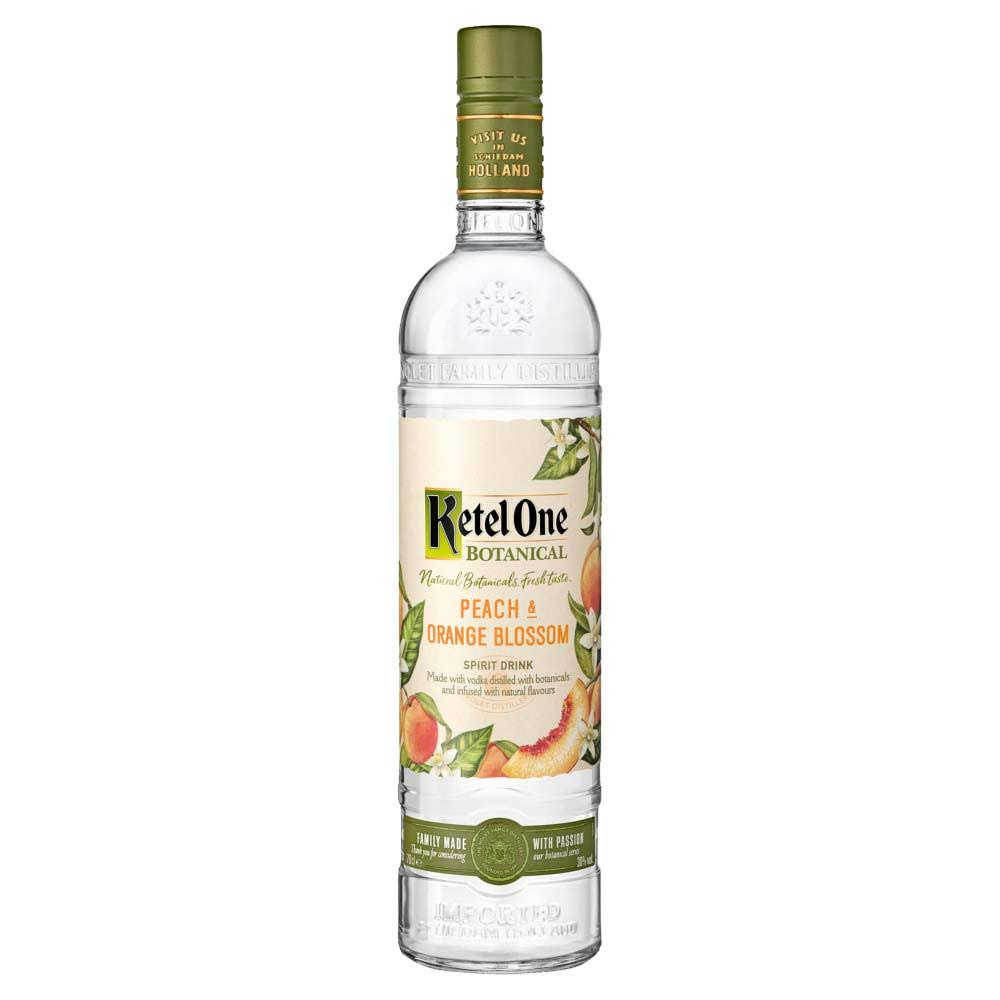 Ketel One Botanical Spirit Drink - Peach & Orange Blossom, 700ml