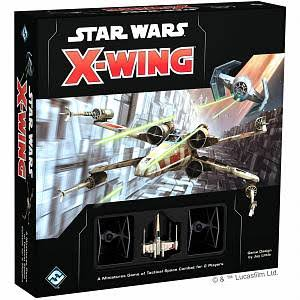 Fantasy Flight Games Star Wars X-Wing 2nd Edition Core Set