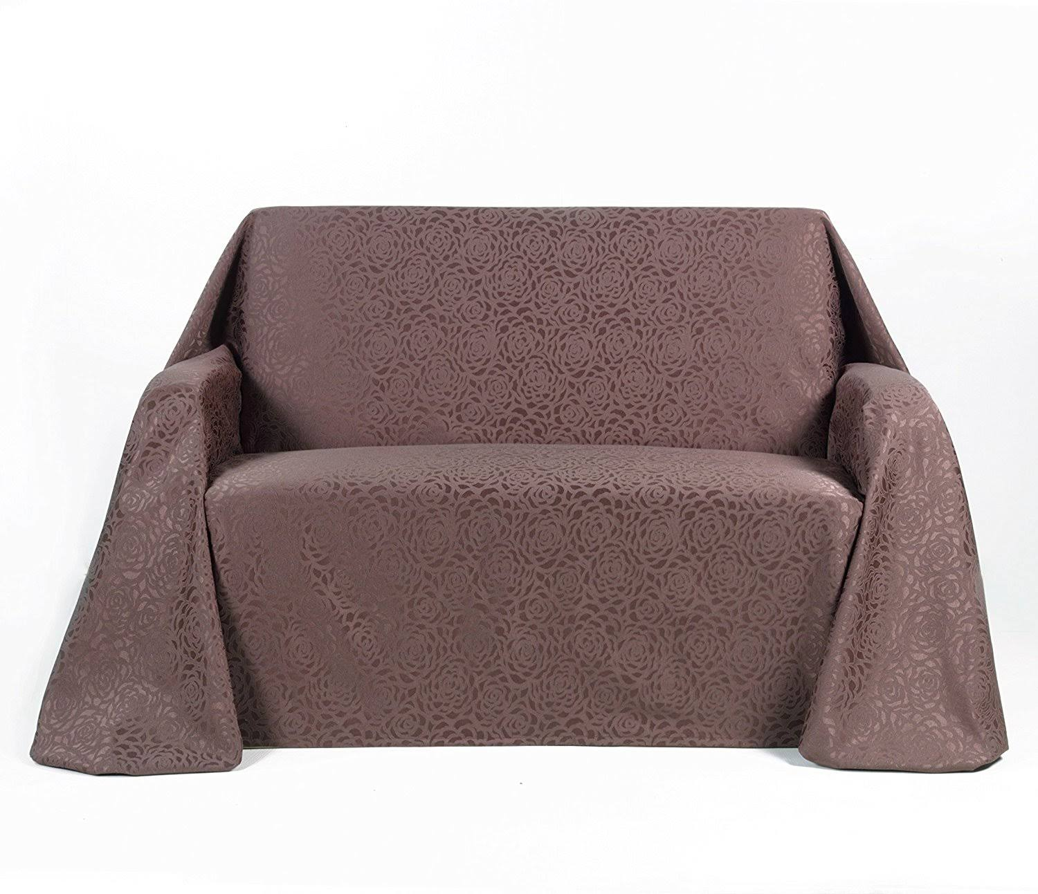 Stylemaster Rosanna Furniture Throw Slipcover - Sofa Cocoa