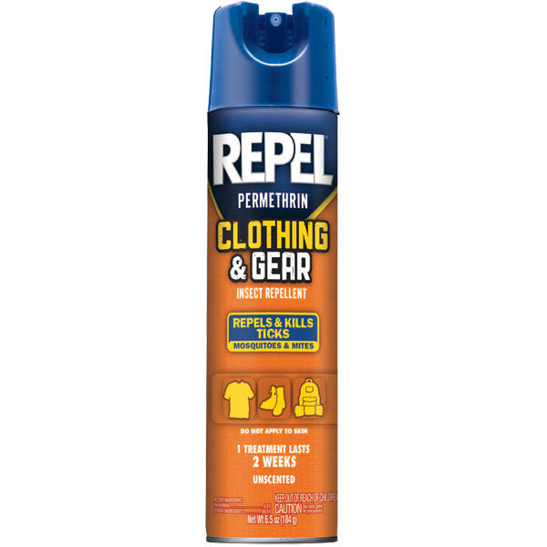 Repel Clothing and Gear Insect Repellent - 6.5oz