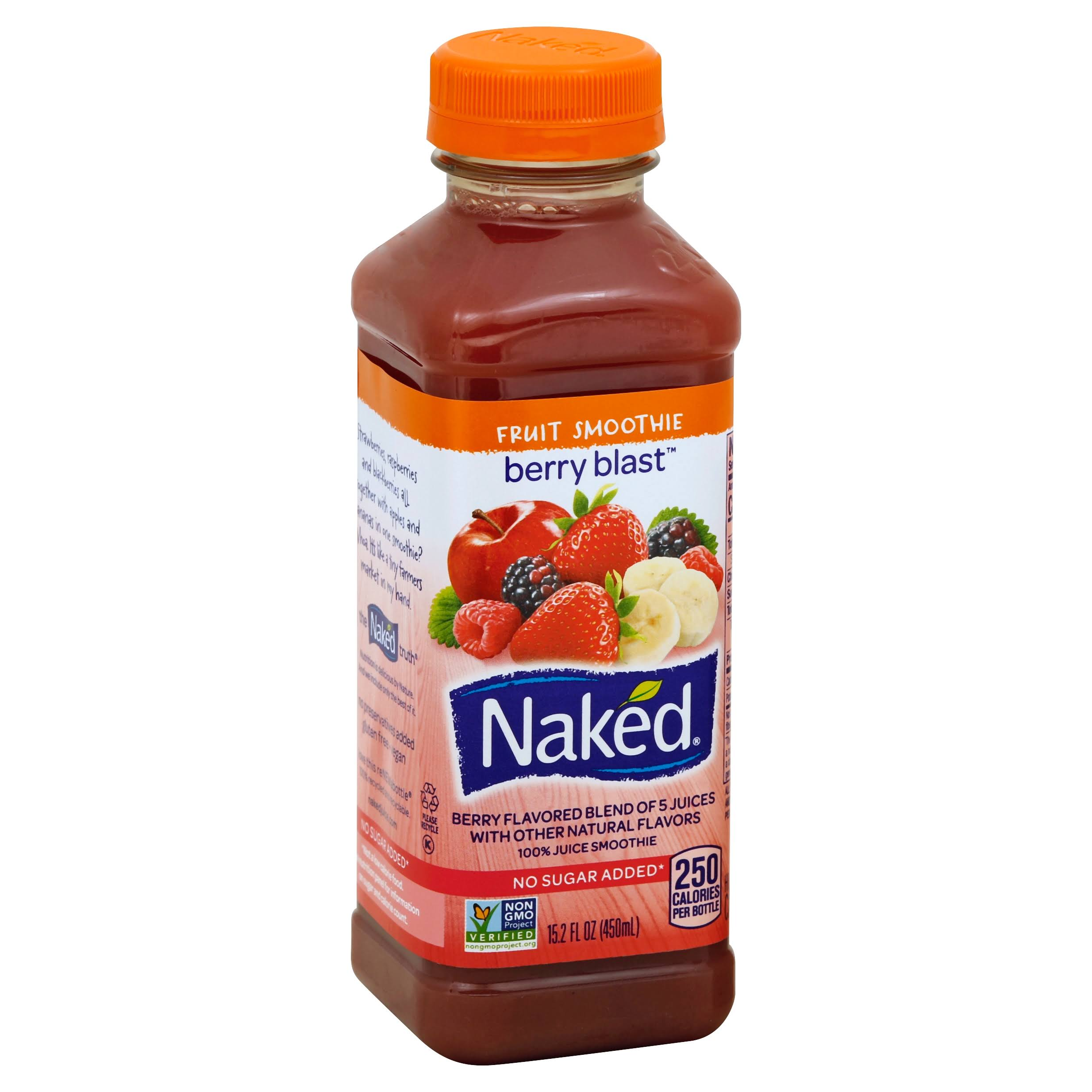 Naked Juice Smoothie - Berry Blast