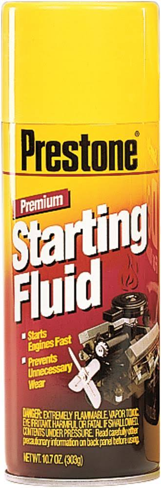 Prestone Starting Fluid - 383g