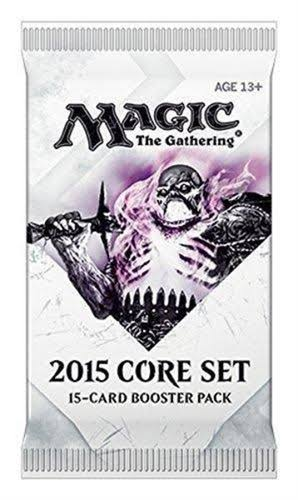 Magic: The Gathering 2015 Core Set - 15 Card Booster Pack