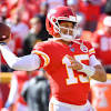 Patrick Mahomes throws for 116 yards in one drive for Chiefs