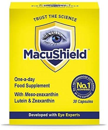 Macu Shield One a Day Food Supplement - 30ct