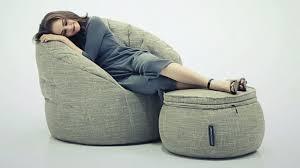 Big Joe Zip Modular Sofa by Butterfly Sofa U0026 Wing Ottoman Memory Foam Chaise Lounge Youtube