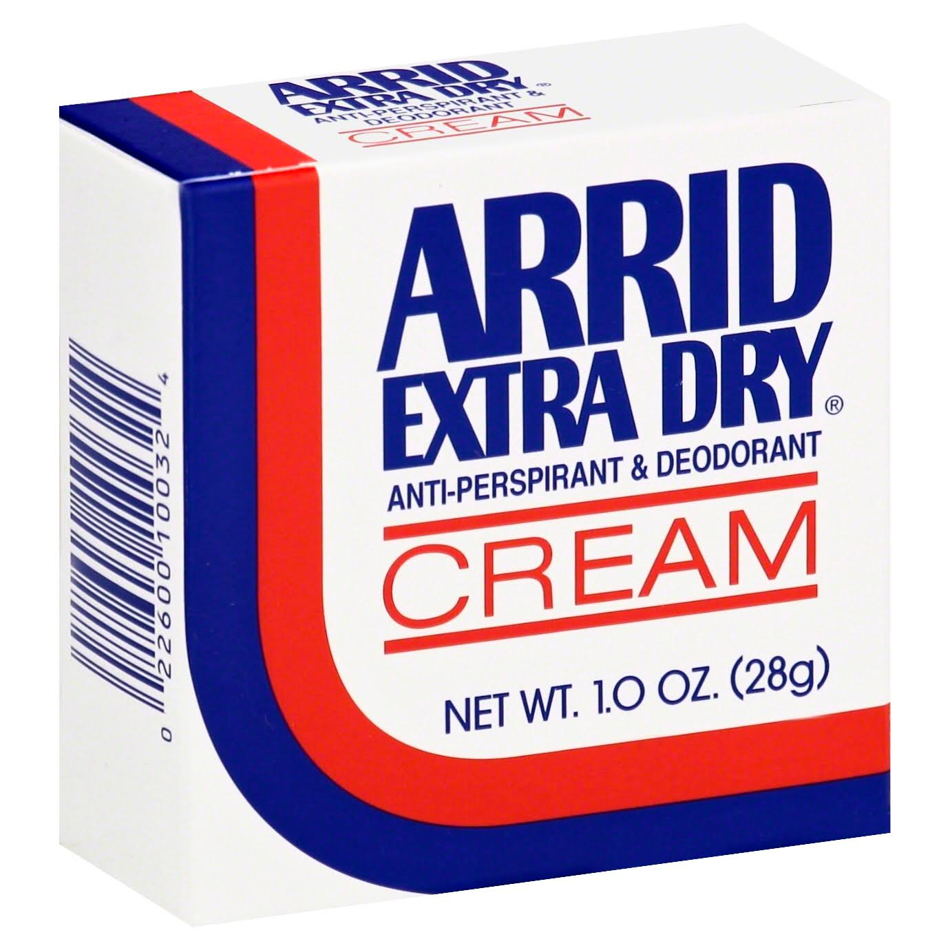 Arrid Extra Dry Antiperspirant and Deodorant Cream - 1oz