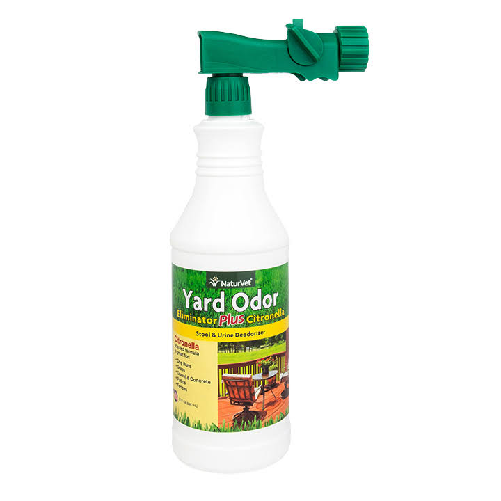 NaturVet Yard Odor Eliminator - 32oz