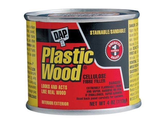 DAP Plastic Wood Cellulose Fibre Filler