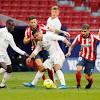 El Real Madrid rescató un empate sobre el final ante el Atlético y ...